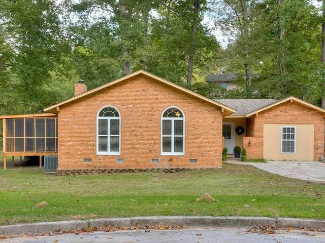 4569 Rockdale Court, Martinez, GA 30907 (MLS #456155) :: Southeastern Residential