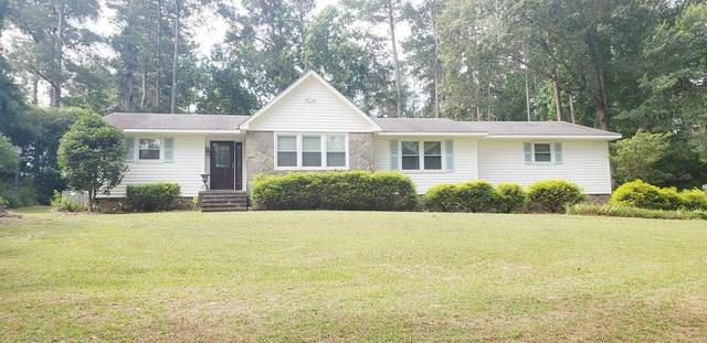 2319 Maple Drive, North Augusta, SC 29860 (MLS #456181) :: Southeastern Residential