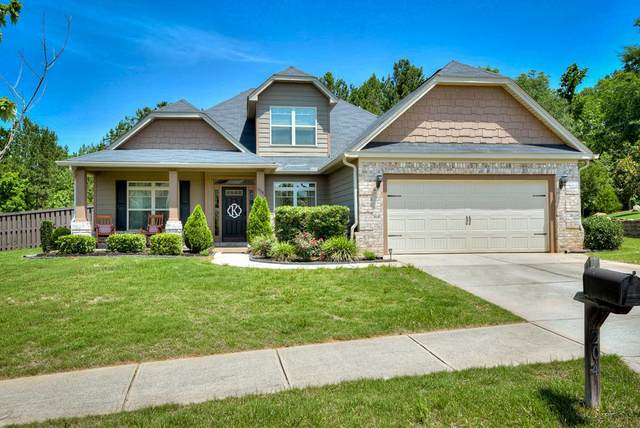 204 Gustav Court, North Augusta, SC 29860 (MLS #456183) :: Young & Partners