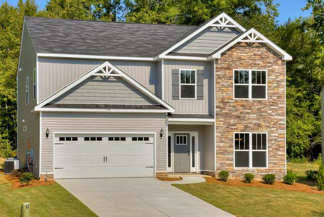 131 Swinton Pond Road, Grovetown, GA 30813 (MLS #456187) :: Southeastern Residential