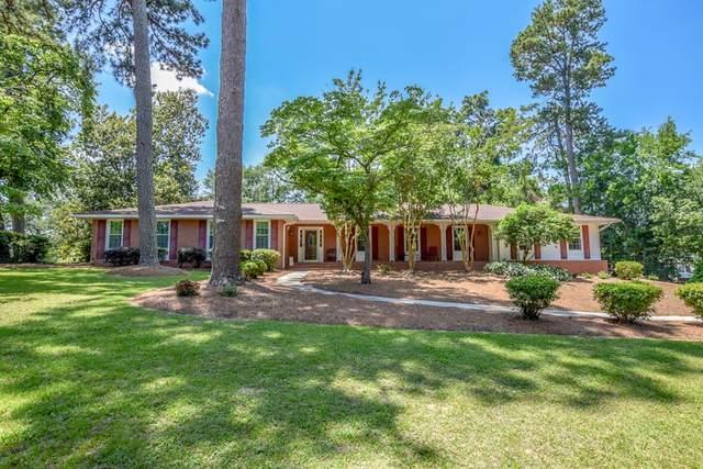 102 SW Westwood Drive, Aiken, SC 29803 (MLS #456189) :: Southeastern Residential