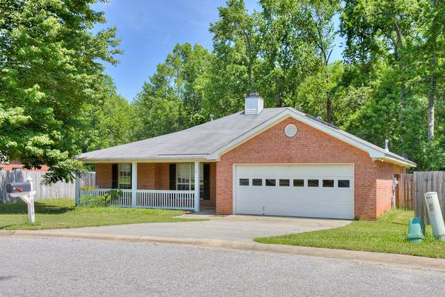 696 Monroe Street, Grovetown, GA 30813 (MLS #456212) :: Southeastern Residential
