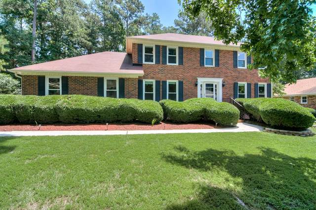 4208 Quail Springs Circle, Martinez, GA 30907 (MLS #456228) :: Southeastern Residential