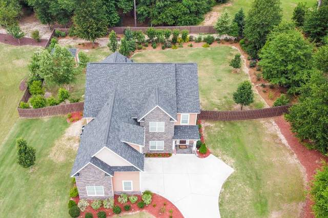 242 Pecan Grove Road, North Augusta, SC 29860 (MLS #456229) :: Southeastern Residential