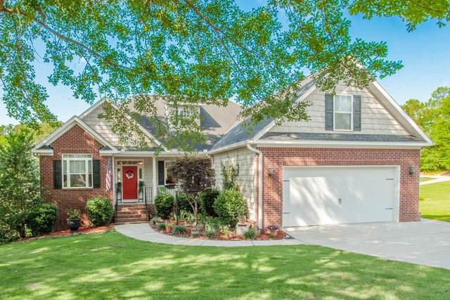 1216 Lake Greenwood Drive, North Augusta, SC 29841 (MLS #456239) :: Southeastern Residential