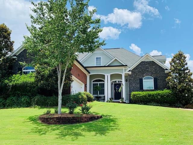 575 Tudor Branch, Grovetown, GA 30813 (MLS #456250) :: Southeastern Residential