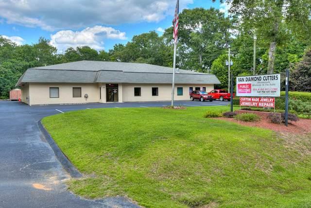 808 Stevens Creek Road, Augusta, GA 30907 (MLS #456265) :: Shannon Rollings Real Estate