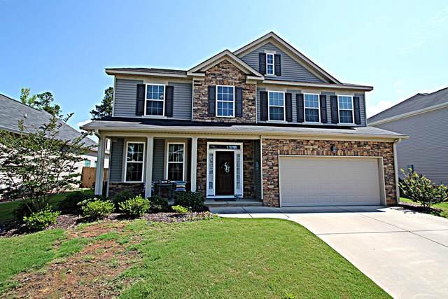 264 Palamon Drive, Grovetown, GA 30815 (MLS #456271) :: Southeastern Residential