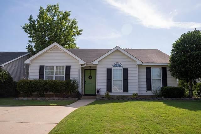 627 Devon Road, Grovetown, GA 30813 (MLS #456273) :: Southeastern Residential