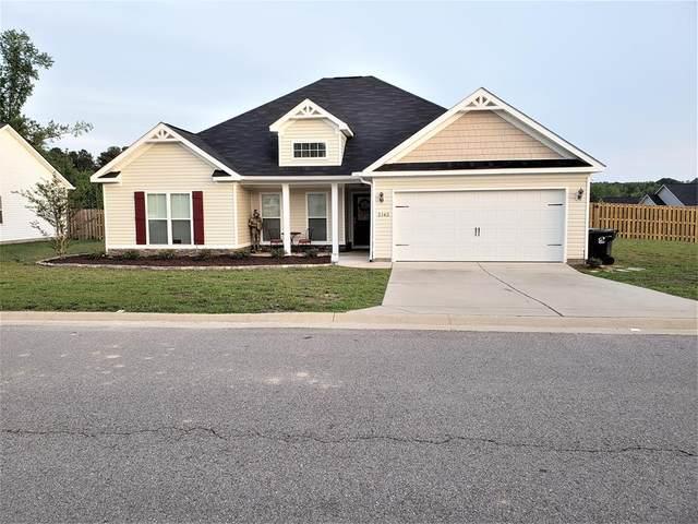 2142 Grove Landing Way, Grovetown, GA 30813 (MLS #456286) :: Southeastern Residential