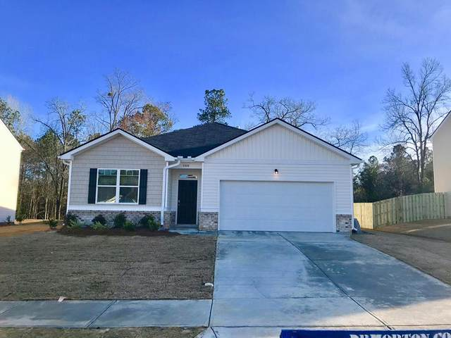 206 Expedition Drive, North Augusta, SC 29841 (MLS #456289) :: Southeastern Residential