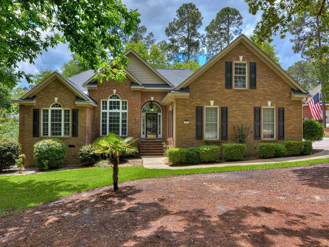 1009 Earlmont Drive, Aiken, SC 29803 (MLS #456332) :: Melton Realty Partners