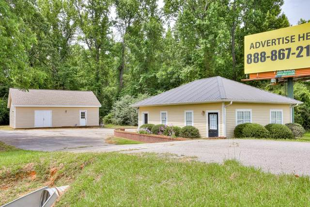 602 S Main Street, Wrens, GA 30833 (MLS #456391) :: Melton Realty Partners