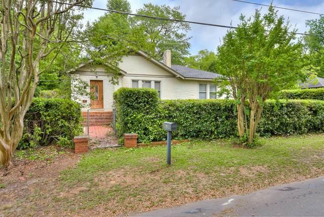 126 Greenwood, Aiken, SC 29801 (MLS #456468) :: Tonda Booker Real Estate Sales