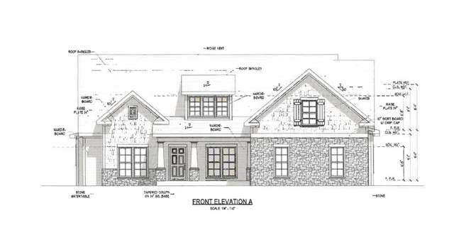653 Rivernorth Drive, North Augusta, SC 29841 (MLS #456479) :: Southeastern Residential