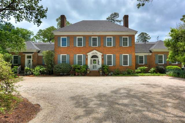 550 Mead Avenue, Aiken, SC 29801 (MLS #456532) :: Better Homes and Gardens Real Estate Executive Partners