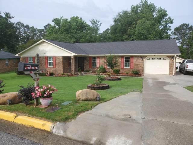 3837 Crest Drive, Hephzibah, GA 30815 (MLS #456569) :: Shannon Rollings Real Estate