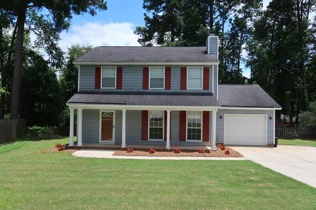 326 Timberidge Drive, Martinez, GA 30907 (MLS #456616) :: Better Homes and Gardens Real Estate Executive Partners