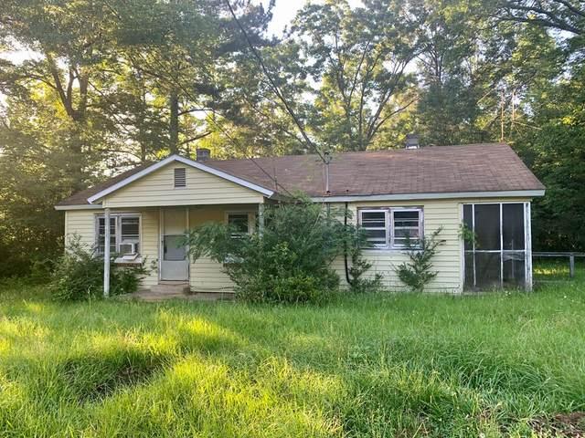 312 Burt Street, Edgefield, SC 29824 (MLS #456634) :: Southeastern Residential