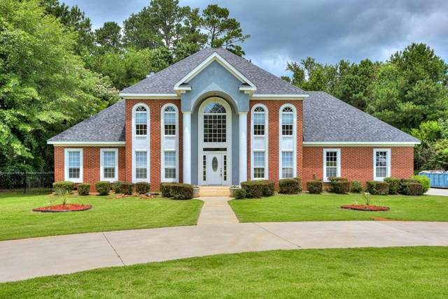 4471 Hardy Mcmanus Road, Evans, GA 30809 (MLS #456656) :: Better Homes and Gardens Real Estate Executive Partners