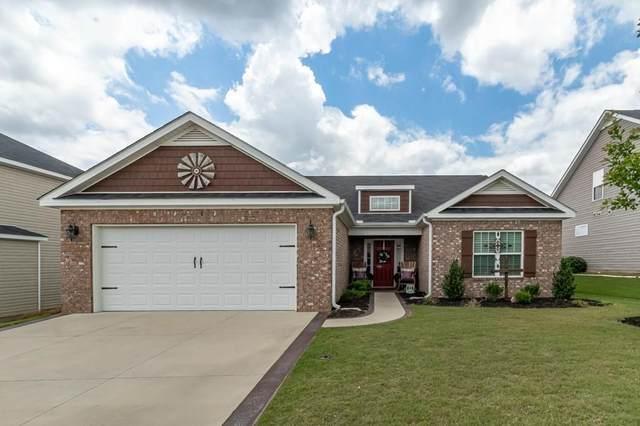 754 Whitney Pass, Evans, GA 30809 (MLS #456682) :: Southeastern Residential