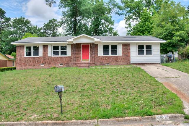 3605 Melbourne Drive, Augusta, GA 30906 (MLS #456683) :: Better Homes and Gardens Real Estate Executive Partners