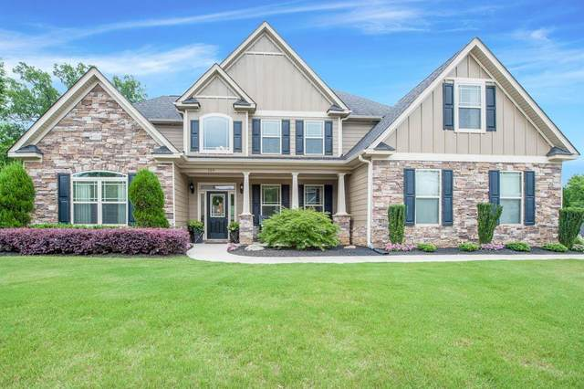 109 Whitecap Place, Aiken, SC 29803 (MLS #456746) :: Shannon Rollings Real Estate