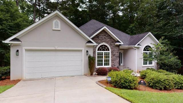 521 Scarlett Way, McCormick, SC 29835 (MLS #456821) :: Better Homes and Gardens Real Estate Executive Partners