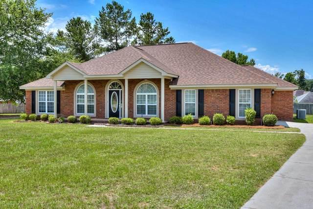 1206 Walton Court, Hephzibah, GA 30815 (MLS #456843) :: Shannon Rollings Real Estate