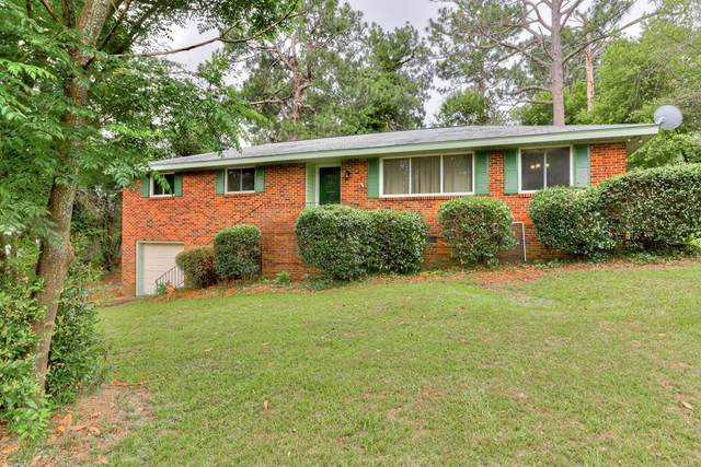 3507 Gamble Road, Aiken, SC 29801 (MLS #456892) :: Better Homes and Gardens Real Estate Executive Partners