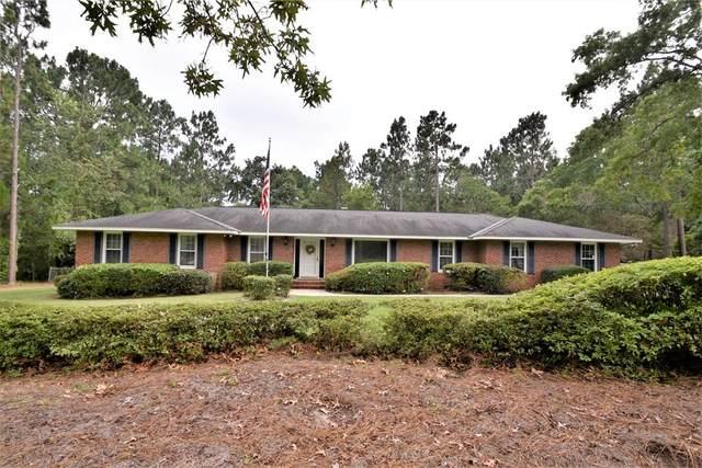 108 Honeysuckle Court, Aiken, SC 29803 (MLS #456926) :: Young & Partners