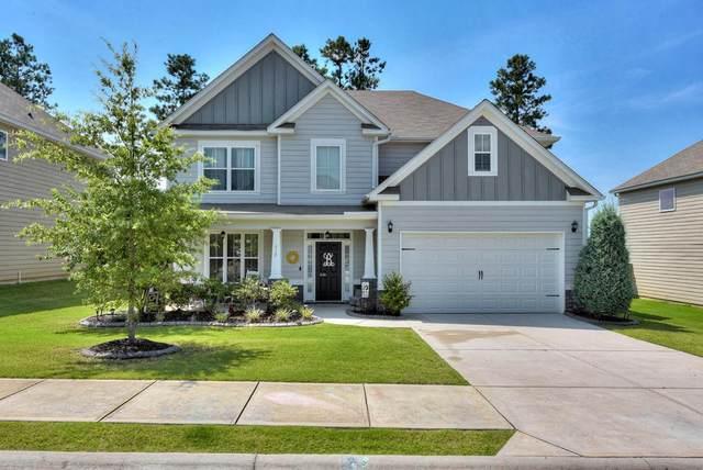 715 Southwick Avenue, Grovetown, GA 30813 (MLS #456982) :: Shannon Rollings Real Estate