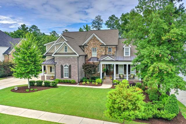 758 Bishops Circle, Evans, GA 30809 (MLS #457058) :: Shannon Rollings Real Estate