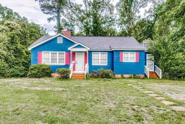 404 Columbia Road, Edgefield, SC 29824 (MLS #457077) :: Southeastern Residential