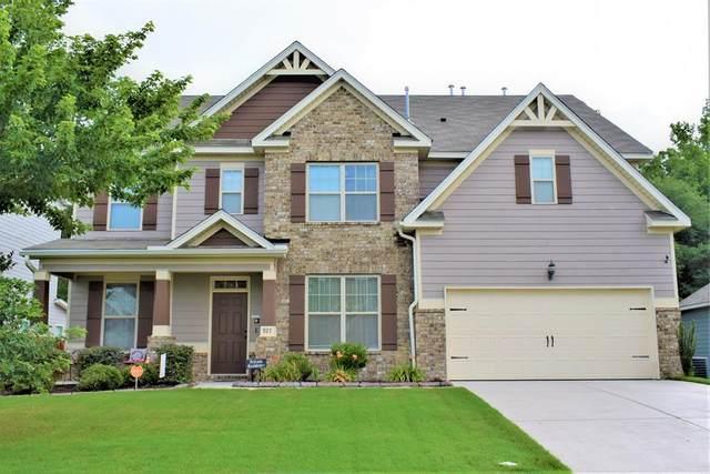 927 Innisbrook Drive, Evans, GA 30809 (MLS #457081) :: Melton Realty Partners