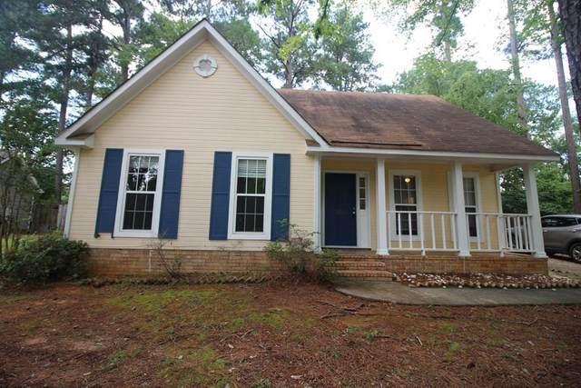 4211 Fairfield Circle, Evans, GA 30809 (MLS #457123) :: REMAX Reinvented | Natalie Poteete Team