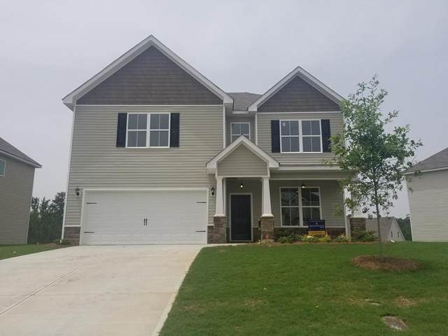 1167 George W. Crawford Drive, Augusta, GA 30909 (MLS #457128) :: Shannon Rollings Real Estate