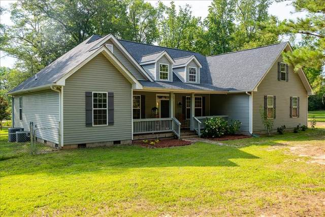 3017 Springhill Church Road, Hephzibah, GA 30815 (MLS #457152) :: Shannon Rollings Real Estate