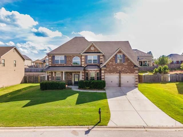 3425 Covington Court, Augusta, GA 30909 (MLS #457187) :: Shannon Rollings Real Estate