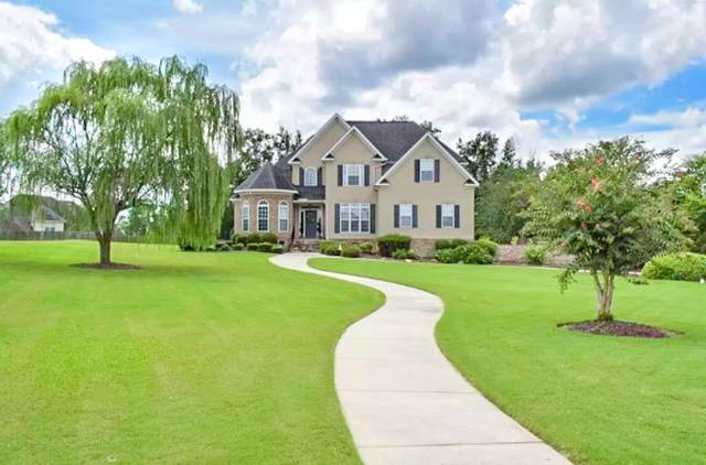 487 Knob Hill Court W, Evans, GA 30809 (MLS #457198) :: Shannon Rollings Real Estate