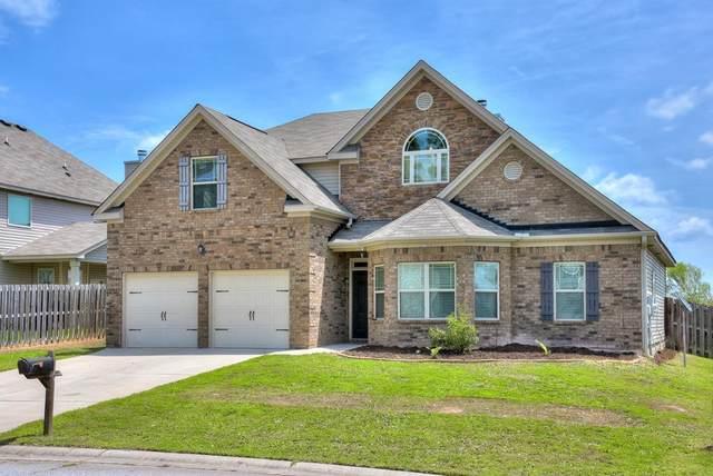 2768 Huntcliffe Drive, Augusta, GA 30909 (MLS #457252) :: Shannon Rollings Real Estate