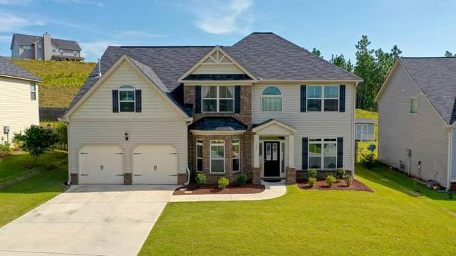 547 Twin View Court, Graniteville, SC 29829 (MLS #457284) :: Shannon Rollings Real Estate