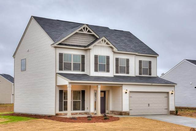 3177 Heartwood Pass, Aiken, SC 29803 (MLS #457301) :: Shannon Rollings Real Estate