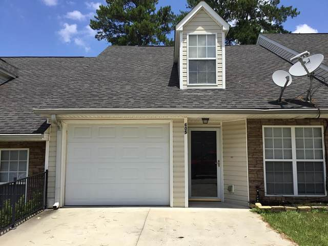 605 Caldwell Place, Augusta, GA 30909 (MLS #457327) :: Shannon Rollings Real Estate