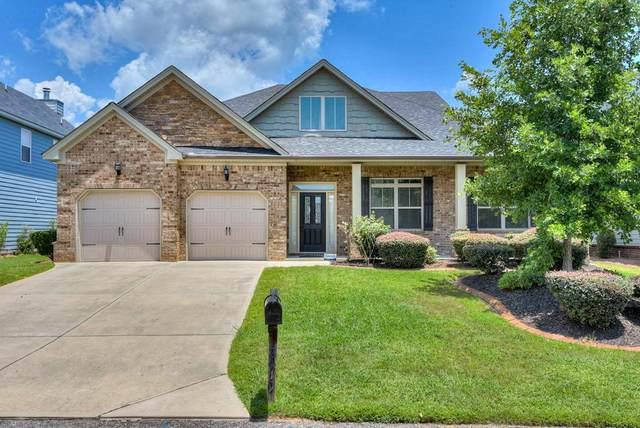 2410 Sunflower Drive, Evans, GA 30809 (MLS #457332) :: Southeastern Residential