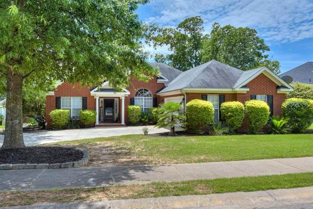 337 Grandiflora Circle, Aiken, SC 29803 (MLS #457339) :: Southeastern Residential