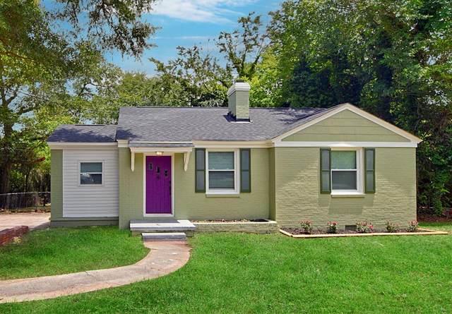 1504 Myrtle Lane, Augusta, GA 30904 (MLS #457354) :: Shannon Rollings Real Estate