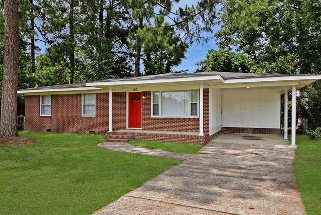 1911 Preston Drive, Augusta, GA 30906 (MLS #457355) :: Shannon Rollings Real Estate
