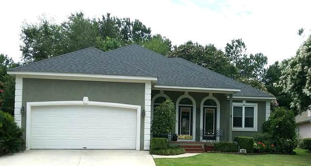 2616 Chaucer Drive, Augusta, GA 30909 (MLS #457370) :: Shannon Rollings Real Estate