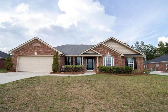 2523 Inverness Place, Hephzibah, GA 30815 (MLS #457376) :: RE/MAX River Realty
